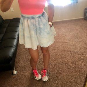 Noble U Small High Waist Skirt